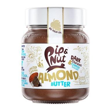 Pip & Nut Dark Chocolate Sea Salt Limited Edition Almond Butter 170g