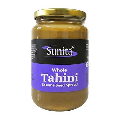 Sunita Whole Tahini Creamed Sesame 340g