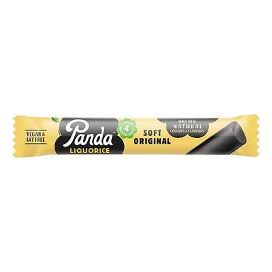 Panda All Natural Soft Liquorice Bar32 g