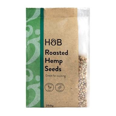Holland & Barrett Roasted Hemp Seeds 250g