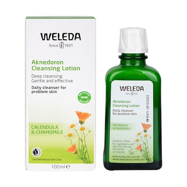 Weleda Aknedoron Cleansing Lotion 100ml