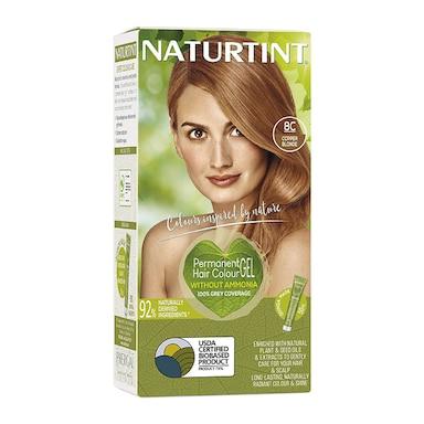 Naturtint Permanent Hair Colour 8C Copper Blonde