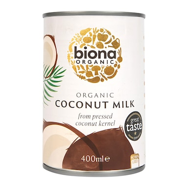 Biona Coconut Milk 400ml