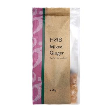 Holland & Barrett Mixed Ginger 250g