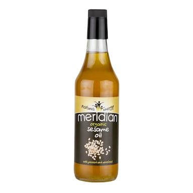Meridian Organic Sesame Oil 500ml
