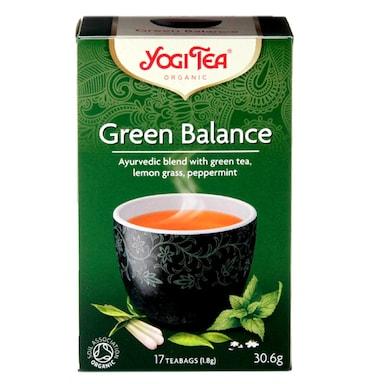 Yogi Tea Green Balance 17 Tea Bags