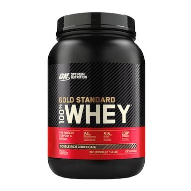 Optimum Nutrition Gold Standard 100% Whey Powder Double Rich Chocolate 908g