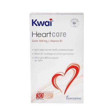 Kwai Heartcare One-a-Day 30 Tablets