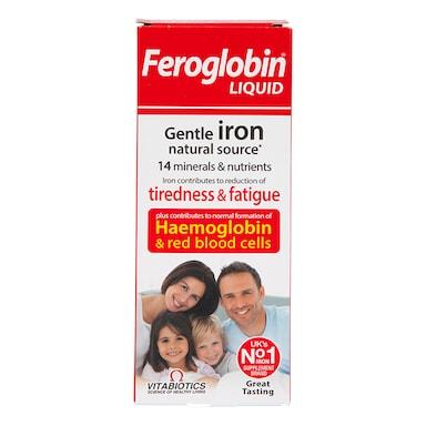 Vitabiotics Feroglobin Liquid 200ml