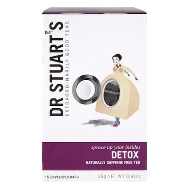 Dr Stuarts Detox 15 Tea Bags