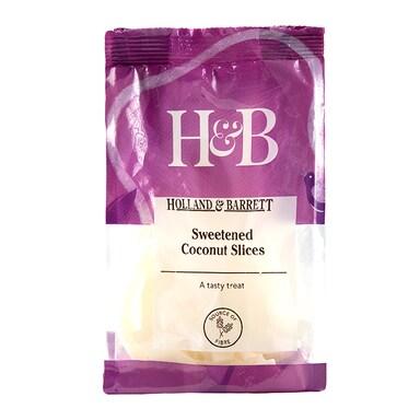 Holland & Barrett Sweetened Coconut Slices 100g