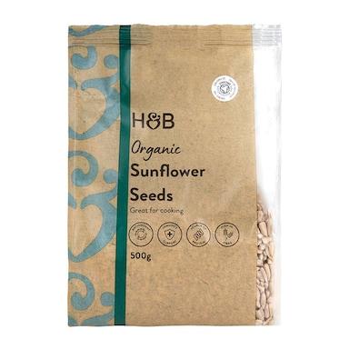 Holland & Barrett Organic Sunflower Seeds 500g