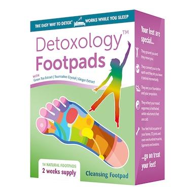 Crystal Spring Detoxology Footpads