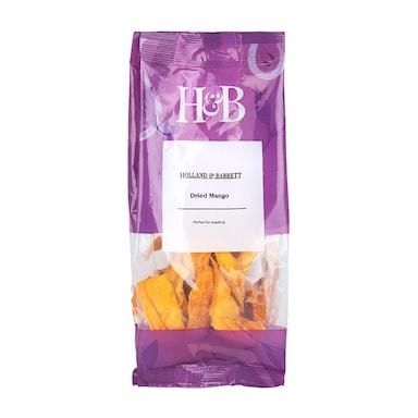Holland & Barrett Dried Mango Slices 100g