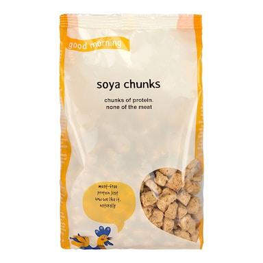 Holland & Barrett Natural Soya Protein Chunks 375g