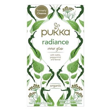 Pukka Organic Cleanse Herbal Tea 36g