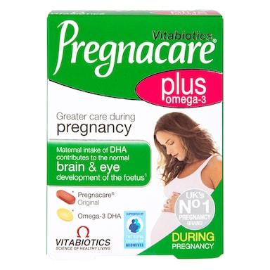 Vitabiotics Pregnacare Plus 56 Tablets