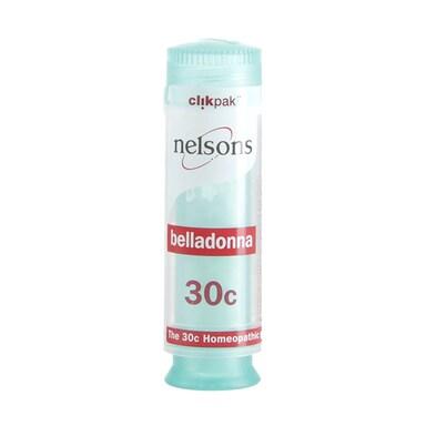 Nelsons Clikpak Belladonna 30c 84 Pillules