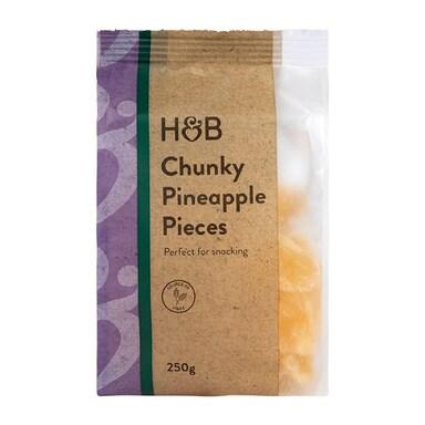 Holland & Barrett Chunky Pineapple Pieces 250g