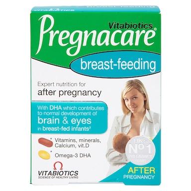 Vitabiotics Pregnacare Breastfeeding 84 Tablets