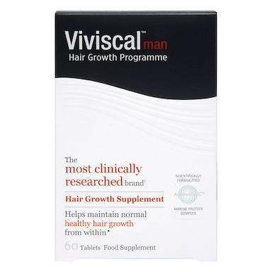 Viviscal Man Hair Growth Programme 60 Tablets