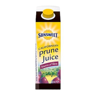Sunsweet California 100% Prune Juice Drink 1l