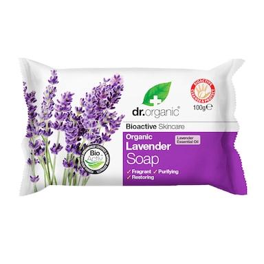 Dr Organic Lavender Soap