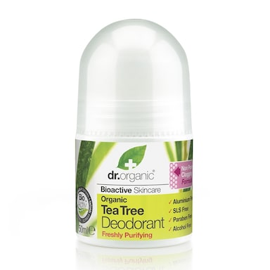 Dr Organic Tea Tree Deodorant 50ml