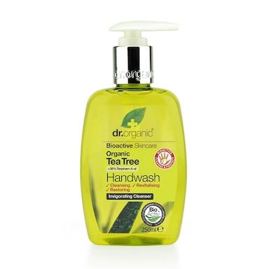 Dr Organic Tea Tree Hand Wash 250ml