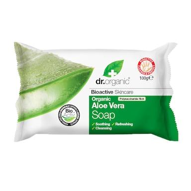 Dr Organic Aloe Vera Soap