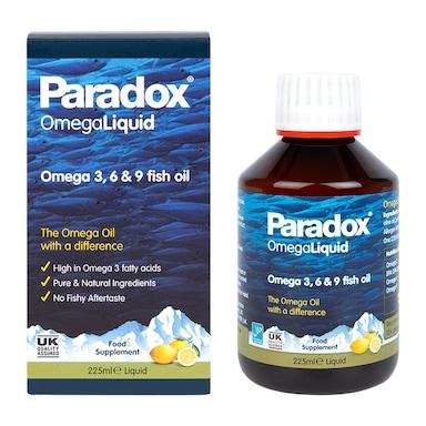 Paradox Omega 3, 6 & 9 High Strength Oil 225ml