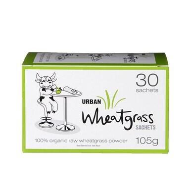 Urban Health Wheatgrass Powder 30 x 3.5g Sachets