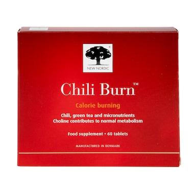 New Nordic Chili Burn 60 Tablets