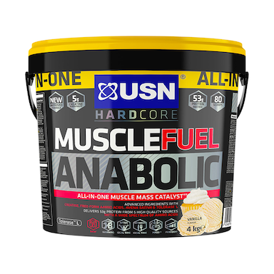 USN Muscle Fuel Anabolic All-In-One Shake Vanilla 4kg