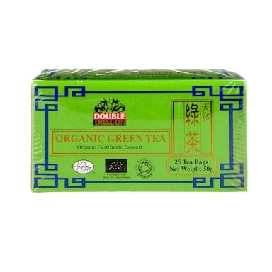 Double Dragon Organic Green Tea