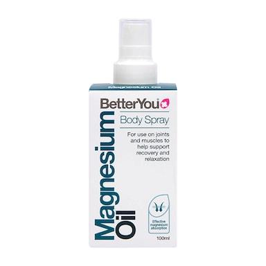BetterYou Magnesium Oil Spray Original 100ml