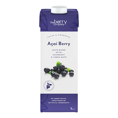 The Berry Company Acai Berry Juice Drink 1l