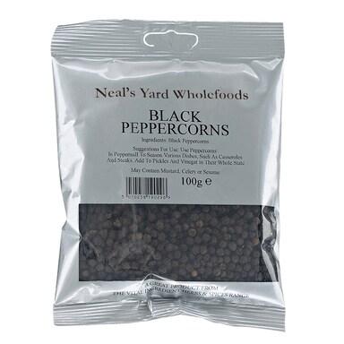 Neal's Yard Wholefoods Black Peppercorns 100g