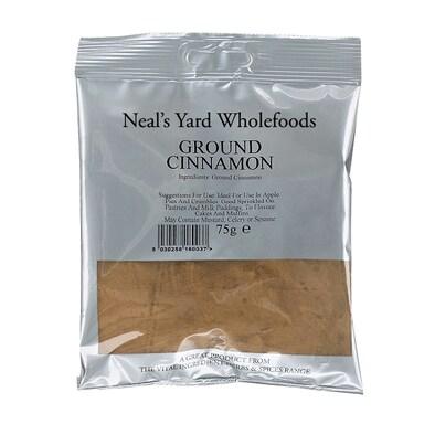 Neal's Yard Wholefoods Ground Cinnamon 75g