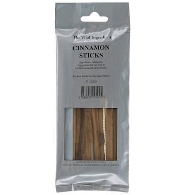 The Vital Ingredient Cinnamon Sticks 30g