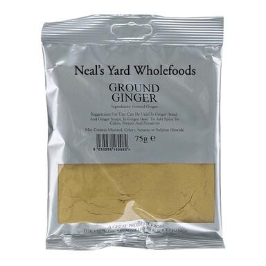Neal's Yard Wholefoods Ground Ginger 75g