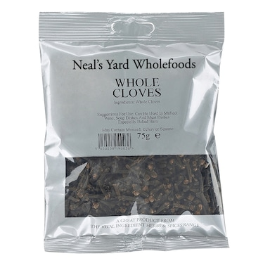 Neal's Yard Wholefoods Whole Cloves 75g
