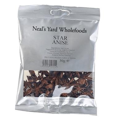 Neal's Yard Wholefoods Star Anise 30g