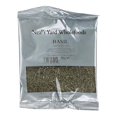 Neal's Yard Wholefoods Basil 50g