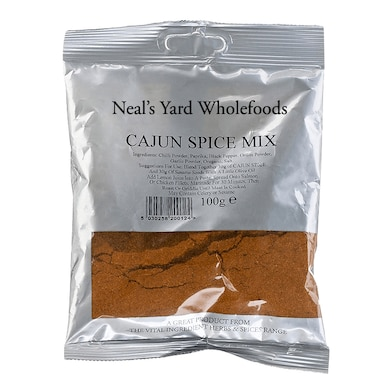Neal's Yard Wholefoods Cajun Spice 100g