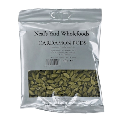 Neal's Yard Wholefoods Whole Cardamom Pods 60g