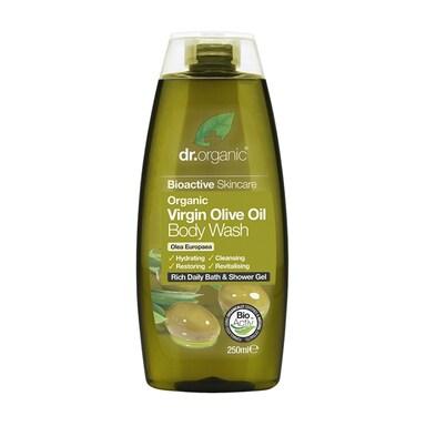 Dr Organic Virgin Olive Oil Body Wash 250ml