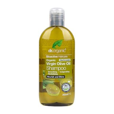 Dr Organic Virgin Olive Oil Shampoo 265ml