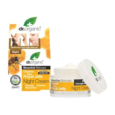 Dr Organic Royal Jelly Night Cream 50ml