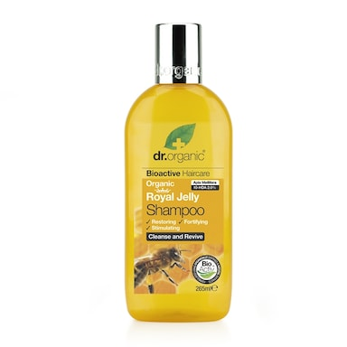 Dr Organic Royal Jelly Shampoo 265ml